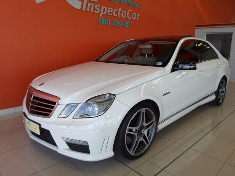 used mercedes benz e class e63 amg for sale in gauteng id 1987817. Black Bedroom Furniture Sets. Home Design Ideas