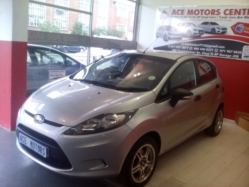 used ford fiesta 1 4 ambiente 5 door for sale in gauteng id 1987821. Black Bedroom Furniture Sets. Home Design Ideas