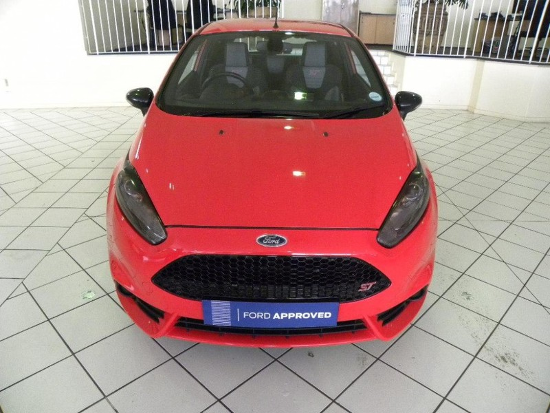 used ford fiesta st 1 6 ecoboost gdti for sale in gauteng id 1988223. Black Bedroom Furniture Sets. Home Design Ideas
