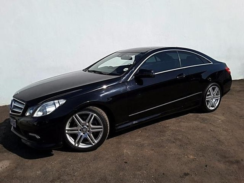 Used Mercedes Benz E Class E 350 Coupe For Sale In Gauteng