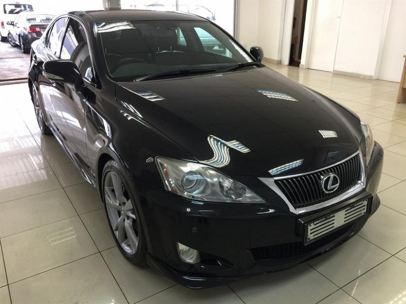 used lexus is 250 se sport a t for sale in gauteng id 1988999. Black Bedroom Furniture Sets. Home Design Ideas