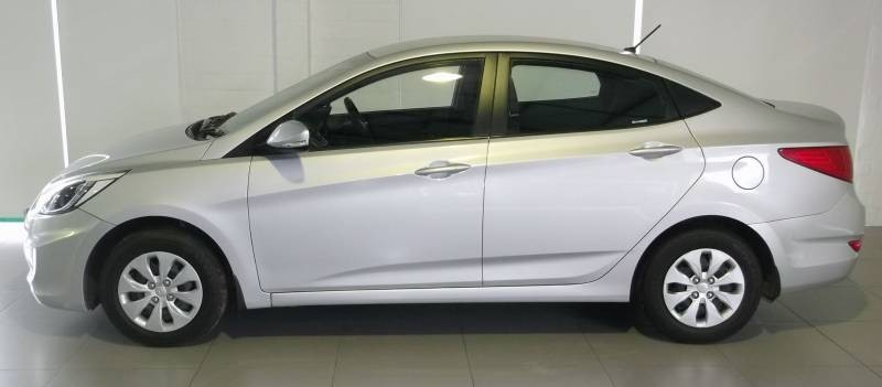 Used Hyundai Accent 1 6 Gls A T For Sale In Western Cape