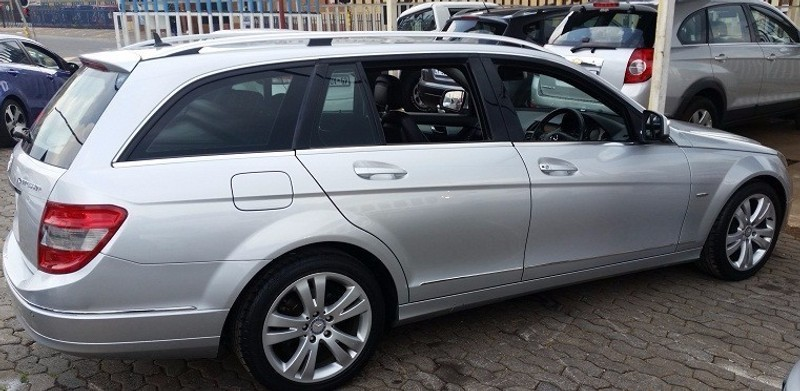 Used mercedes benz c class c 180 avantgarde a t wagon for for Mercedes benz c class wagon for sale
