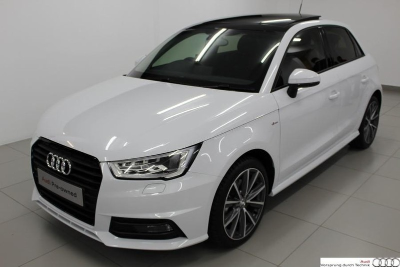 used audi a1 sportback fsi se s tronic for sale in kwazulu natal id 1989893. Black Bedroom Furniture Sets. Home Design Ideas