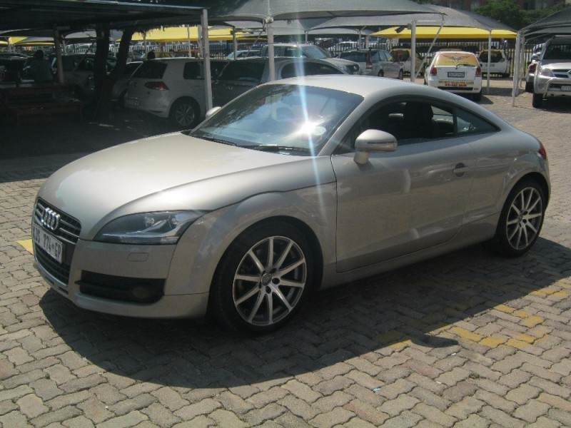 used audi tt fsi coupe a t for sale in gauteng id 1990205. Black Bedroom Furniture Sets. Home Design Ideas
