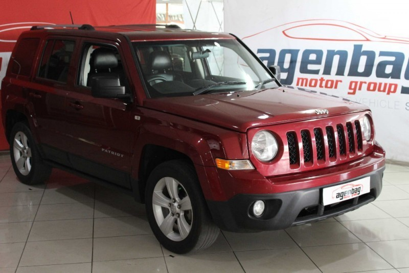 used jeep patriot 2 4 limited cvt a t for sale in north. Black Bedroom Furniture Sets. Home Design Ideas
