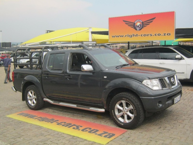 used nissan navara 4 0 v6 p u d c for sale in gauteng id 1990575. Black Bedroom Furniture Sets. Home Design Ideas