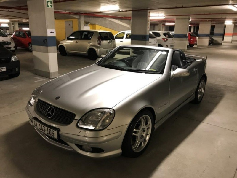 used mercedes benz slk class slk 32 amg a t 37000km call ken 0710653440 for sale in western cape. Black Bedroom Furniture Sets. Home Design Ideas