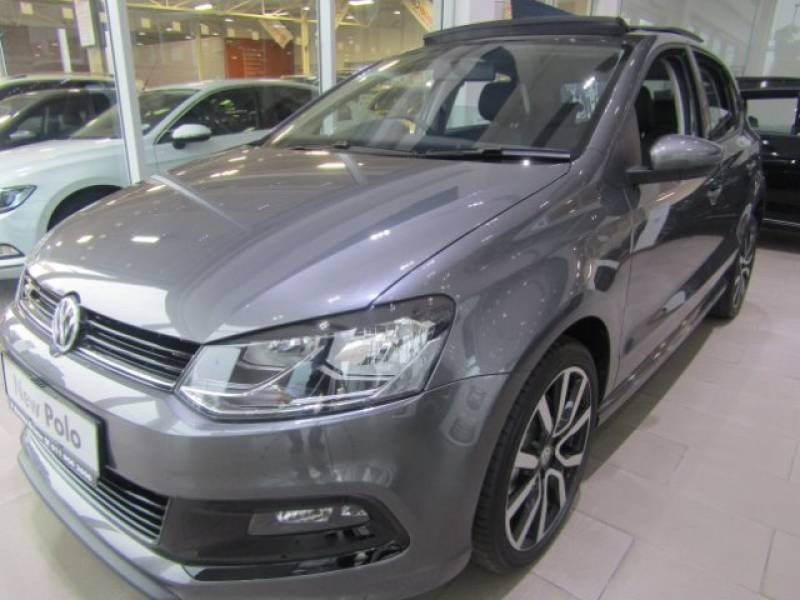used volkswagen polo gp 1 0 tsi r line dsg for sale in gauteng id 1991107. Black Bedroom Furniture Sets. Home Design Ideas