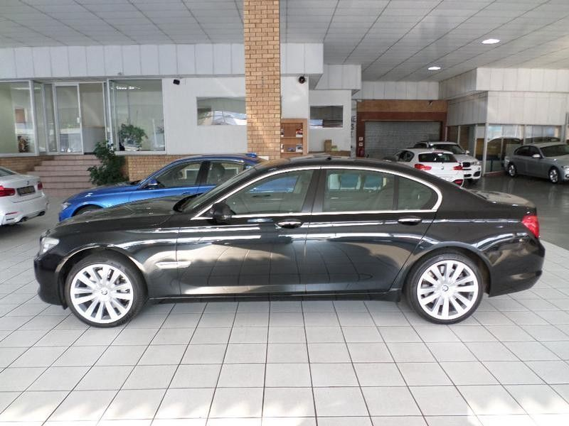 2009 bmw 7 series 750i innovation f01 for sale in gauteng. Cars Review. Best American Auto & Cars Review