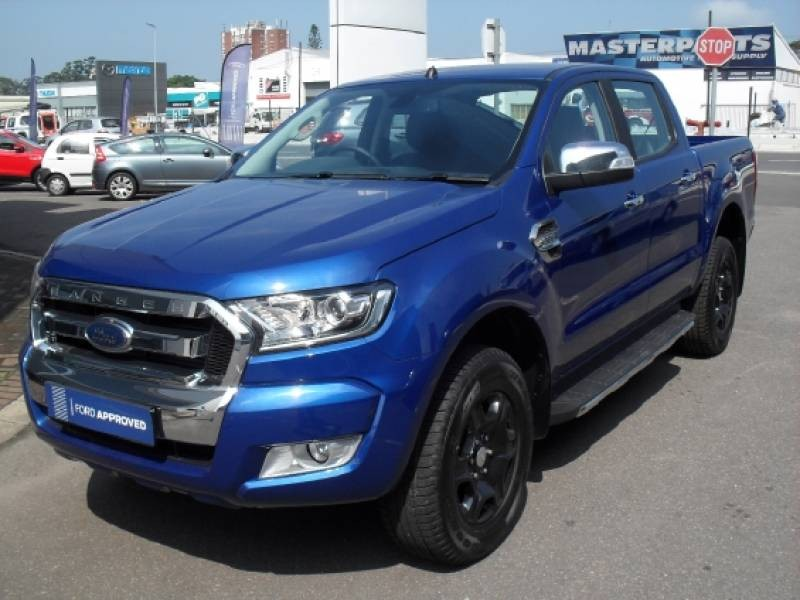 used ford ranger 3 2tdci xlt auto cab bakkie for sale in kwazulu natal cars co za id
