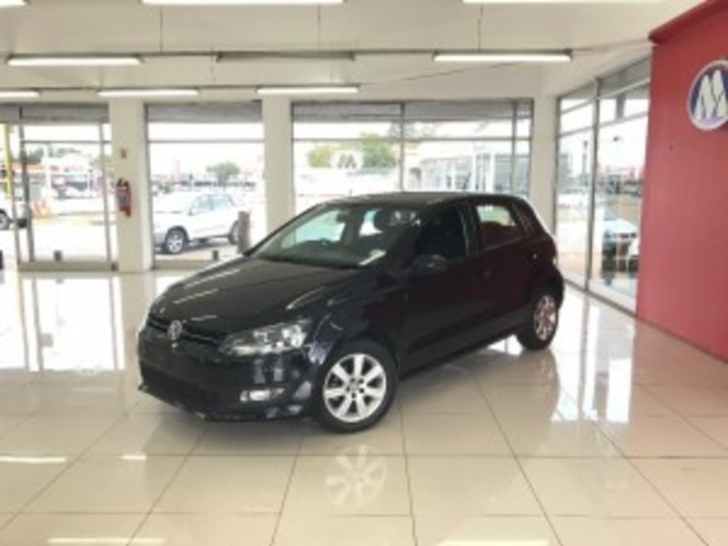 Used Volkswagen Polo 1 4 Comfortline 5dr For Sale In