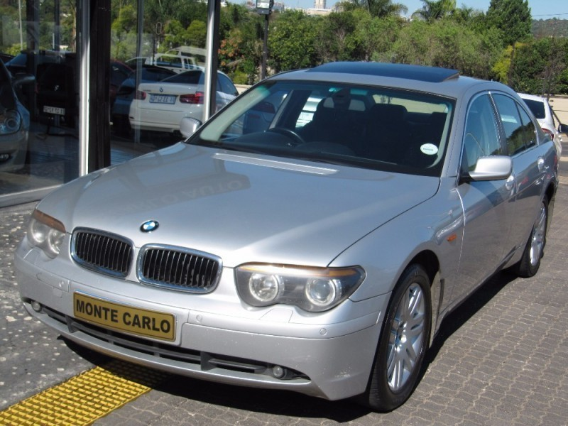 used bmw 7 series 745i e65 for sale in gauteng id 1993529. Black Bedroom Furniture Sets. Home Design Ideas