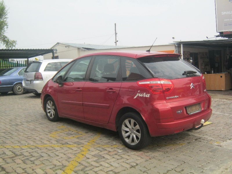used citroen c4 picasso 1 6 hdi for sale in gauteng id 1993637. Black Bedroom Furniture Sets. Home Design Ideas