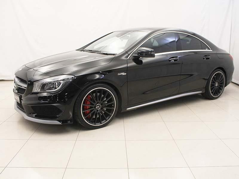 used mercedes benz cla class cla45 amg for sale in gauteng id 1993859. Black Bedroom Furniture Sets. Home Design Ideas