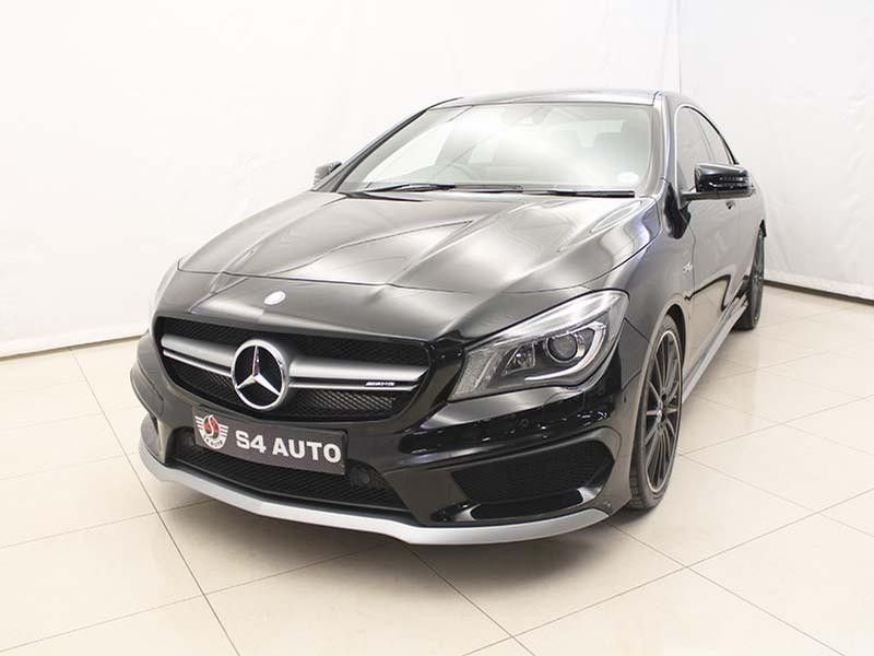 Used mercedes benz cla class cla45 amg for sale in gauteng for Used mercedes benz cla class for sale