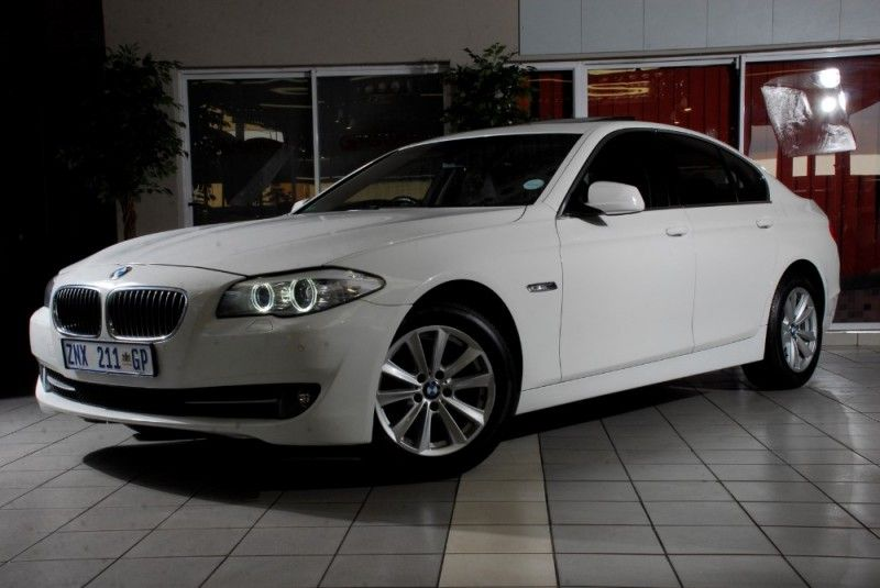 used bmw 5 series 523i a t f10 for sale in gauteng id 1994083. Black Bedroom Furniture Sets. Home Design Ideas