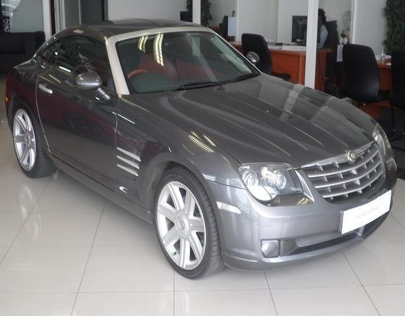 used chrysler crossfire 3 2 v6 ltd for sale in gauteng id 1994547. Black Bedroom Furniture Sets. Home Design Ideas