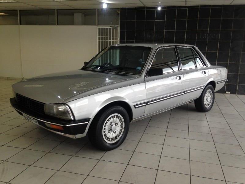 Used Peugeot 505 1984 505 Sti A C 178000 Km One Owner