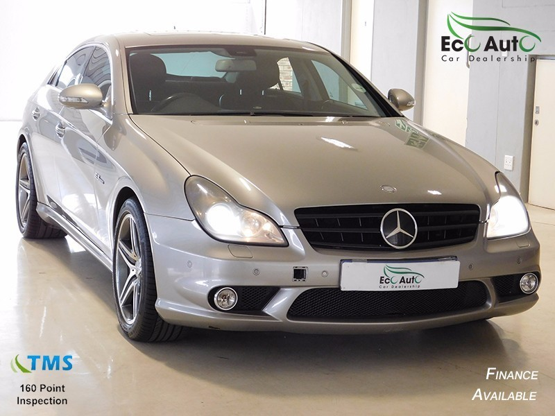 Used mercedes benz cls class cls 63 amg for sale in for 2006 mercedes benz cls500 for sale