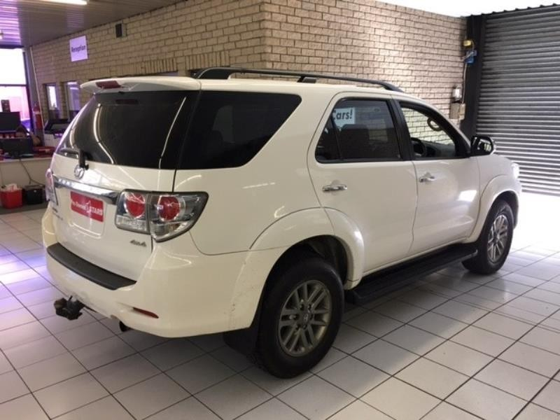 Used Toyota Fortuner 3 0d 4d 4x4 For Sale In Gauteng Cars Co Za Id 1997385
