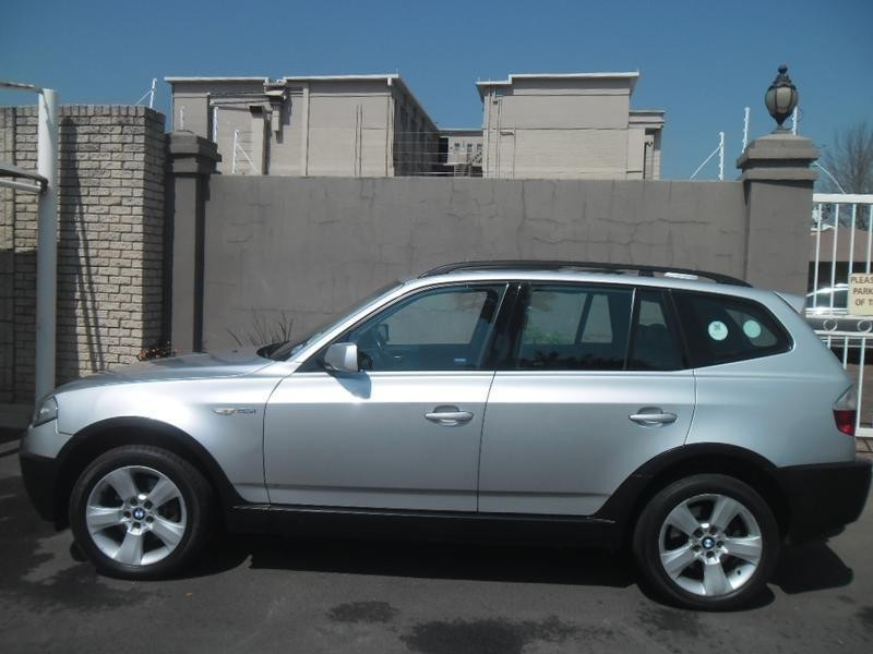 used bmw x3 a t for sale in gauteng id 1998661. Black Bedroom Furniture Sets. Home Design Ideas