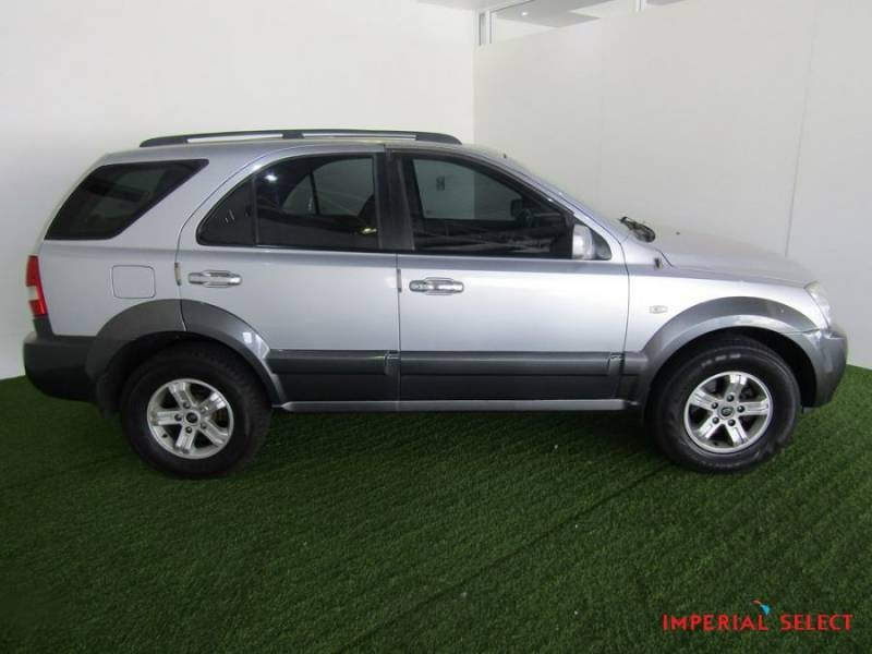used kia sorento 3 5 v6 4x4 a t for sale in western cape id 1999023. Black Bedroom Furniture Sets. Home Design Ideas
