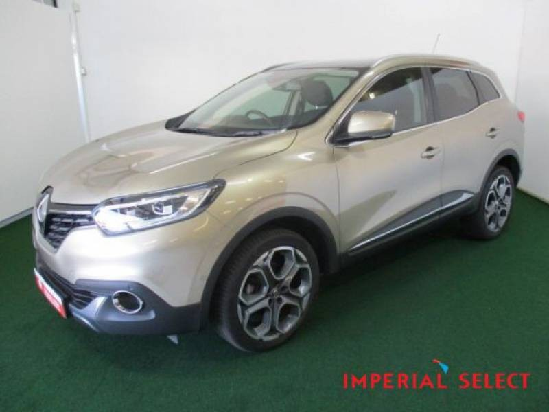 used renault kadjar 1 6 dci 4x4 for sale in western cape id 1999485. Black Bedroom Furniture Sets. Home Design Ideas