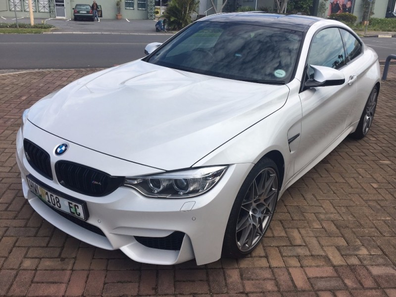 used bmw m4 coupe m dct competition for sale in eastern cape id 1999805. Black Bedroom Furniture Sets. Home Design Ideas