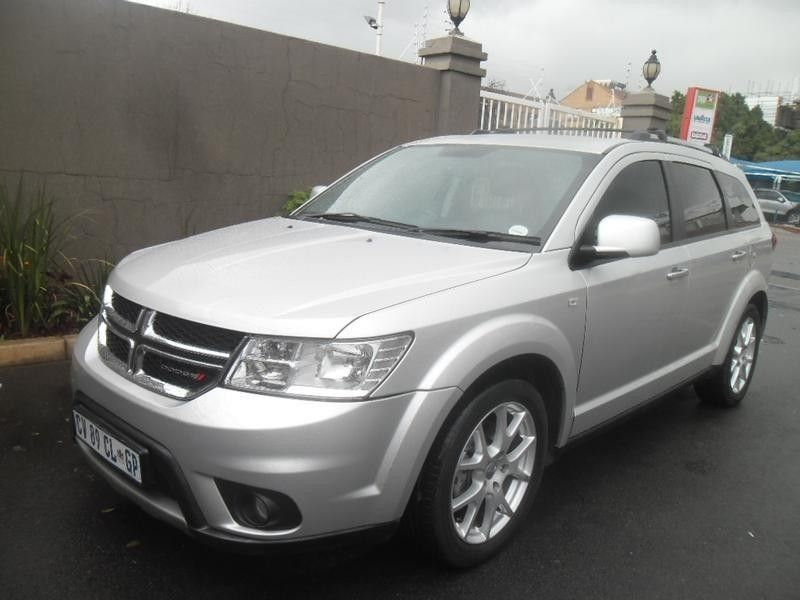 used dodge journey 3 6 v6 r t a t for sale in gauteng id 2000621. Black Bedroom Furniture Sets. Home Design Ideas