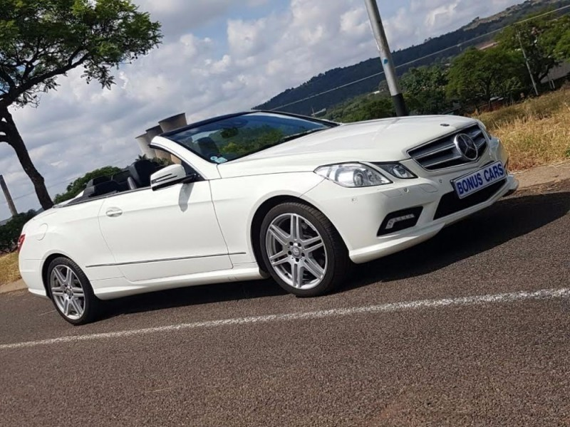 used mercedes benz e class e 350 cabriolet for sale in