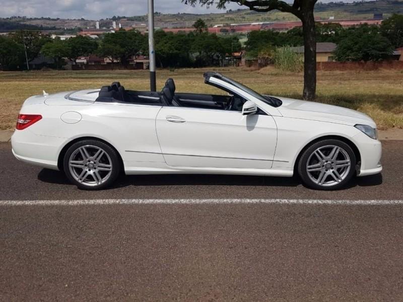 Used mercedes benz e class e 350 cabriolet for sale in for Mercedes benz e class 2011 for sale