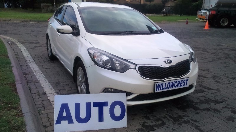 Used Kia Cerato 1 6 Ex Auto For Sale In Gauteng