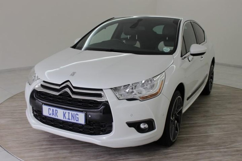 used citroen ds4 1 6 thp 200 sport 5dr for sale in gauteng id 2001503. Black Bedroom Furniture Sets. Home Design Ideas