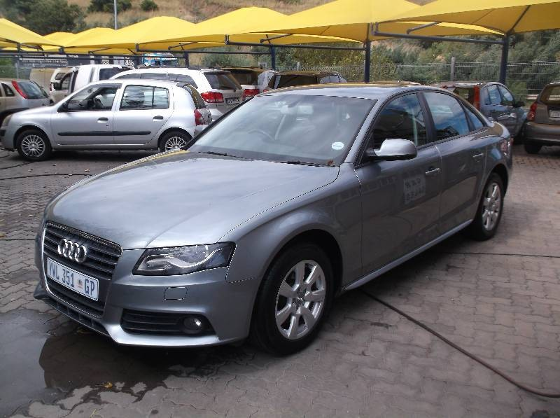 used audi a4 2 0t ambition multi b8 for sale in gauteng