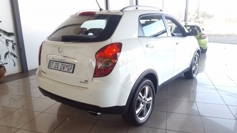 used ssangyong korando 2 2 0 crd all wheel drive for sale in gauteng id 2003241. Black Bedroom Furniture Sets. Home Design Ideas