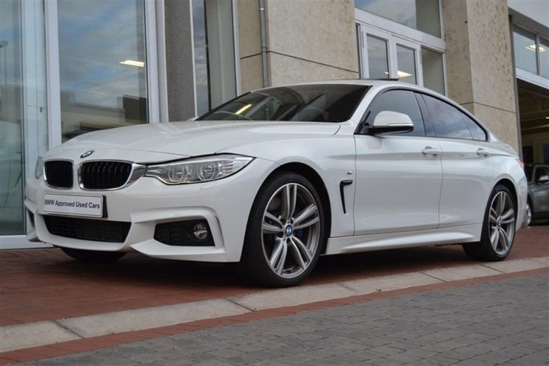 used bmw 4 series 435i gran coupe m sport auto for sale in kwazulu natal id 2003565. Black Bedroom Furniture Sets. Home Design Ideas
