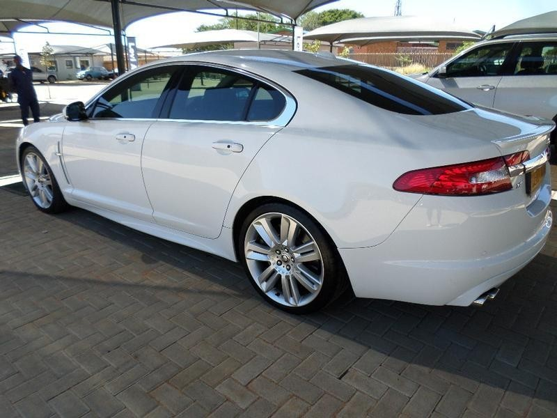 used jaguar xfr 5 0 v8 s c for sale in gauteng id 2003871. Black Bedroom Furniture Sets. Home Design Ideas