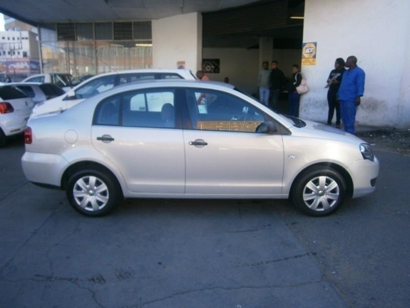 Used Volkswagen Polo Vivo 1 4 Trendline 5dr For Sale In