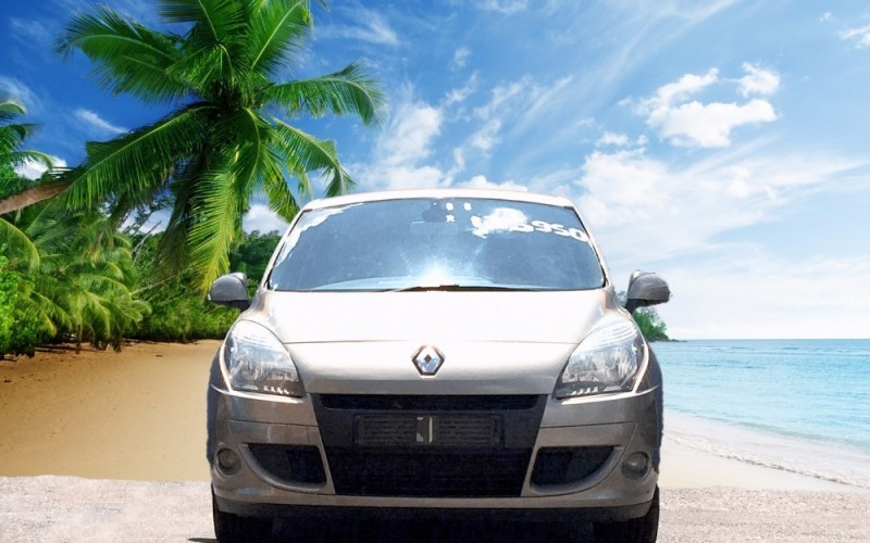 used renault scenic iii 1 6 expression for sale in gauteng id 2004681. Black Bedroom Furniture Sets. Home Design Ideas
