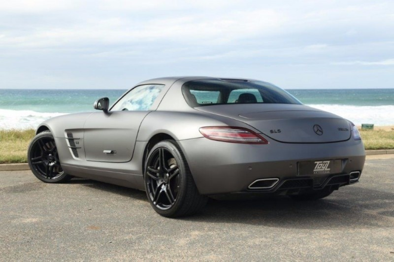 Used mercedes benz sls class sls63 amg coupe dct for sale for Mercedes benz sls amg for sale