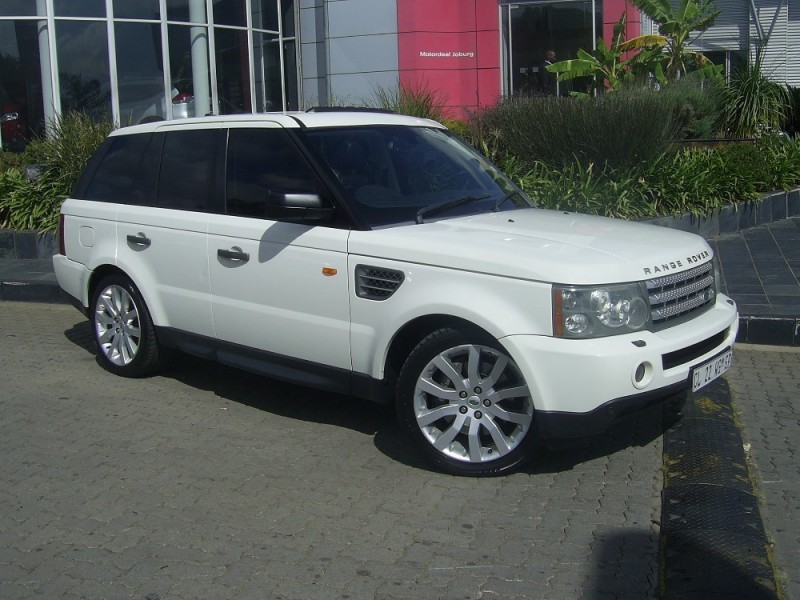 used land rover range rover sport 3 6 tdv8 for sale in gauteng id 2005657. Black Bedroom Furniture Sets. Home Design Ideas
