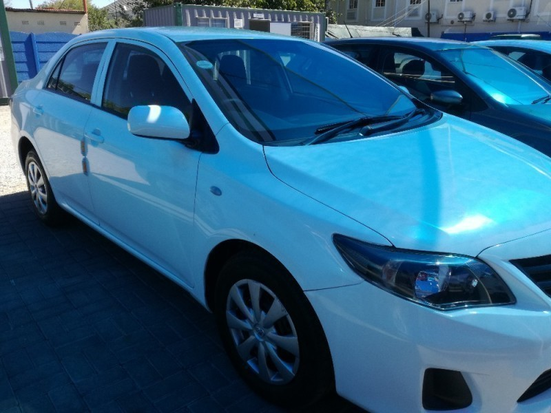 used toyota corolla quest 1 6 for sale in gauteng cars. Black Bedroom Furniture Sets. Home Design Ideas