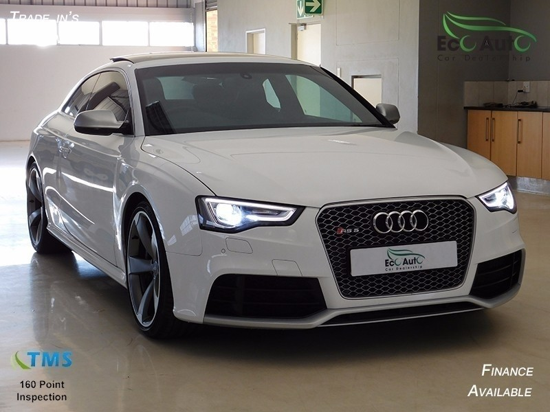 used audi rs5 coupe quattro stronic for sale in mpumalanga id 2006293. Black Bedroom Furniture Sets. Home Design Ideas