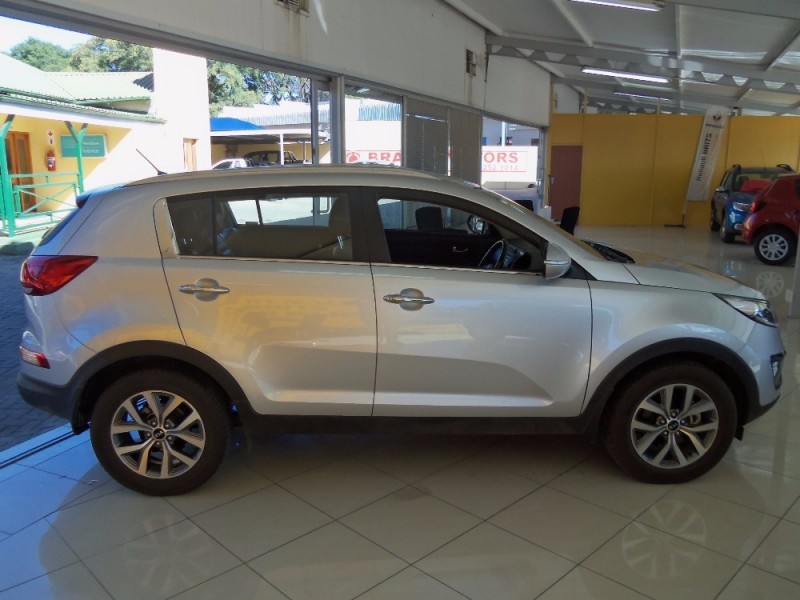 Used Kia Sportage With Leather Seats For Sale In North West Province Id 2006541