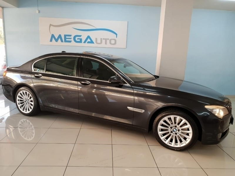 2010 BMW 7 Series 750li Innovation F02 Gauteng Benoni