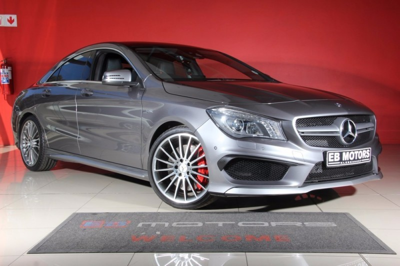 used mercedes benz cla class 45 amg for sale in north west province id 2006641. Black Bedroom Furniture Sets. Home Design Ideas