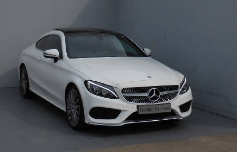 used mercedes benz c class c200 amg coupe auto for sale in kwazulu natal id 2006849. Black Bedroom Furniture Sets. Home Design Ideas