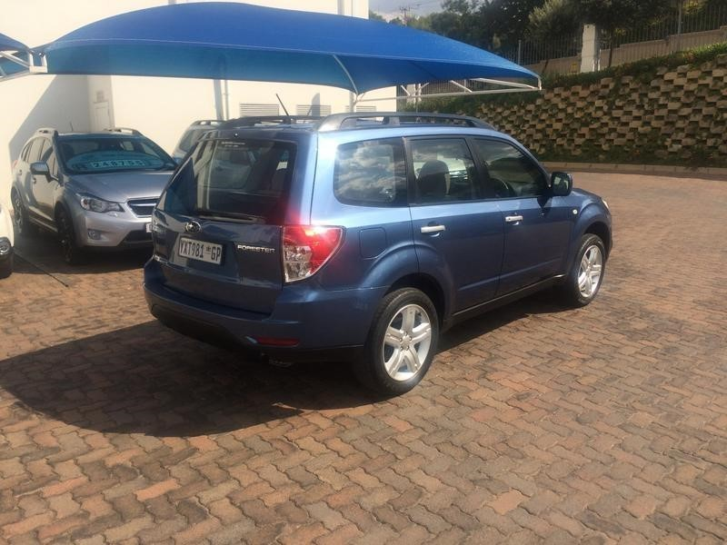 used subaru forester 2 5 xs automatic for sale in gauteng id 2008451. Black Bedroom Furniture Sets. Home Design Ideas