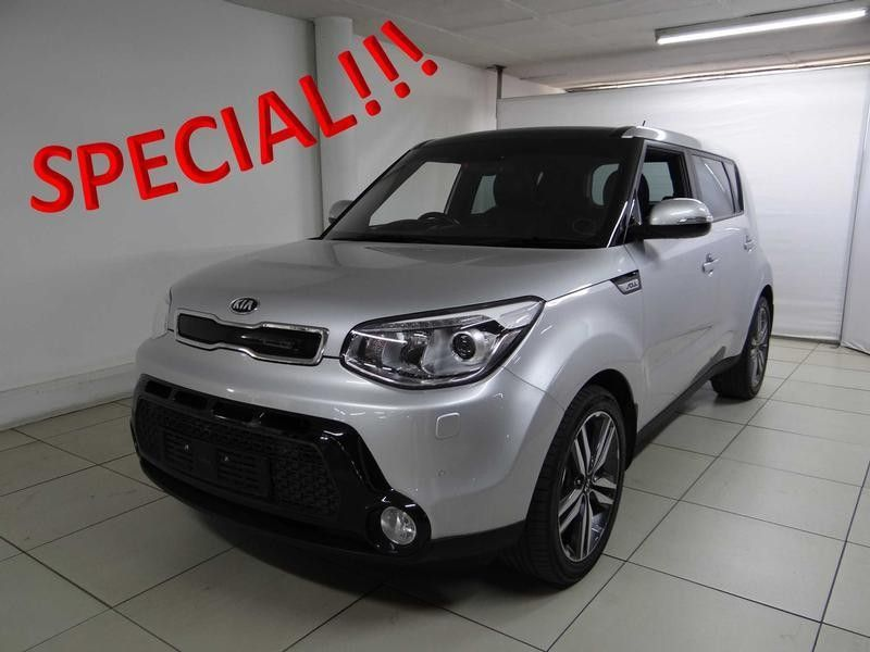 used kia soul 1 6 crdi smart auto for sale in gauteng id 2009457. Black Bedroom Furniture Sets. Home Design Ideas